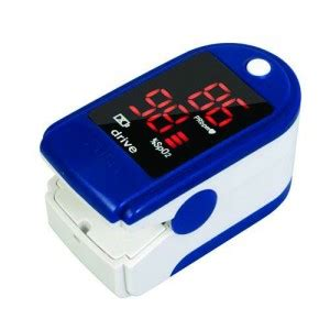 Literature review pulse oximeter